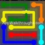 Flow Free Bridges Classic 6x6 Level 10