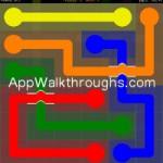 Flow Free Bridges Classic 6x6 Level 15
