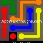 Flow Free Bonus Pack 5x5 Level 17
