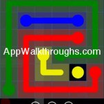 Flow Free Bonus Pack 6x6 Level 17