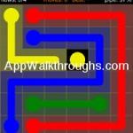 Flow Free 6x6 Level 28