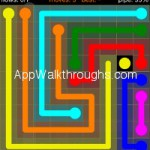 Flow Free 9x9 Level 4