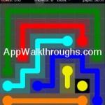 Flow Free Bonus Pack 7x7 Level 14