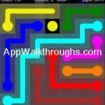 Flow Free Bonus Pack 7x7 Level 21