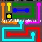 Flow Free Bonus Pack 7x7 Level 23