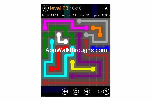 Level 23 Walkthrough