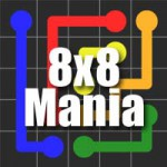 Flow Free Answers 8×8 Mania