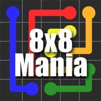 Flow Free Answers 8×8 Mania