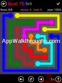 Flow Free Answers Flow Free 9x9 Mania 16 Flow Free Answers