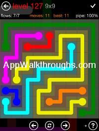 Flow Free Answers Flow Free 9x9 Mania 017 Flow Free