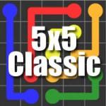 Flow Free Bridges Answers Classic Level 5×5