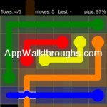 Flow Free Bridges Starter 6x6 Level 10
