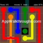 Flow Free Bridges Starter 6x6 Level 12