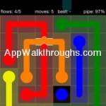 Flow Free Bridges Starter 6x6 Level 13