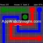 Flow Free Bridges Starter 6x6 Level 15