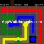 Flow Free Bridges Starter 6x6 Level 30