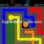 Flow Free Bridges Starter 6x6 Level 3
