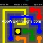 Flow Free Bridges Starter 6x6 Level 34