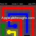 Flow Free Bridges Starter 6x6 Level 35