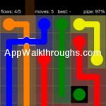 Flow Free Bridges Starter 6x6 Level 36