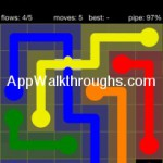 Flow Free Bridges Starter 6x6 Level 38
