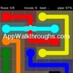 Flow Free Bridges Starter 6x6 Level 40