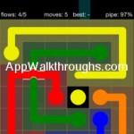 Flow Free Bridges Starter 6x6 Level 46