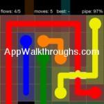 Flow Free Bridges Starter 6x6 Level 50
