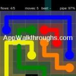 Flow Free Bridges Starter 6x6 Level 5