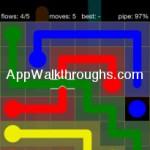 Flow Free Bridges Starter 6x6 Level 53