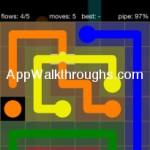 Flow Free Bridges Starter 6x6 Level 54