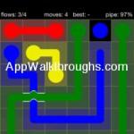Flow Free Bridges Starter 6x6 Level 60