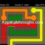 Flow Free Bridges Starter 6x6 Level 6
