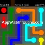 Flow Free Bridges Starter 6x6 Level 7