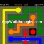 Flow Free Bridges Starter 6x6 Level 8