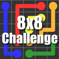 Flow Free Bridges Answers Challenge Level 8×8