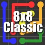 Flow Free Bridges Answers Classic Level 8×8