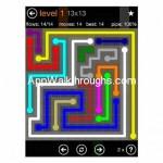 Flow Free Jumbo 13x13 Level 1
